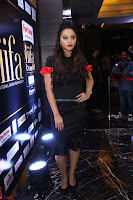 Meghana Gore looks super cute in Black Dress at IIFA Utsavam Awards press meet 27th March 2017 45.JPG
