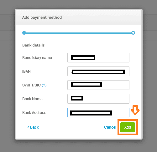 How To Configure Payments