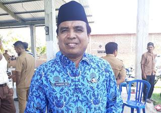 Kepala DPMDes Kabupaten Bima, Tajuddin SH MSi
