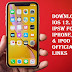 Download iOS 12.1.4 IPSW for iPhone, iPad, & iPod via Official Links