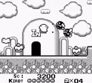 Kirby's Dream Land, l'éloge de la gloutonnerie