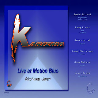 Karizma Live at Motion Blue