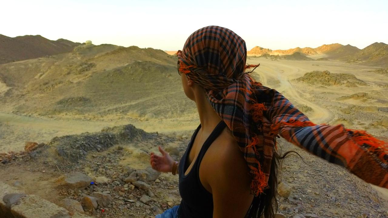 Deserto Egito