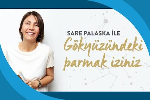 Sare Palaska ile Gökyüzündeki Parmak İziniz Podcast