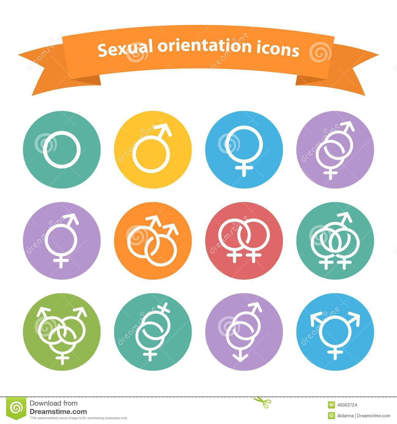 sexual orientation symbols