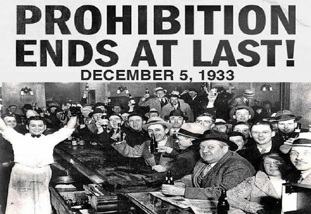 Prohibición del alcohol en USA - Charkleons.com