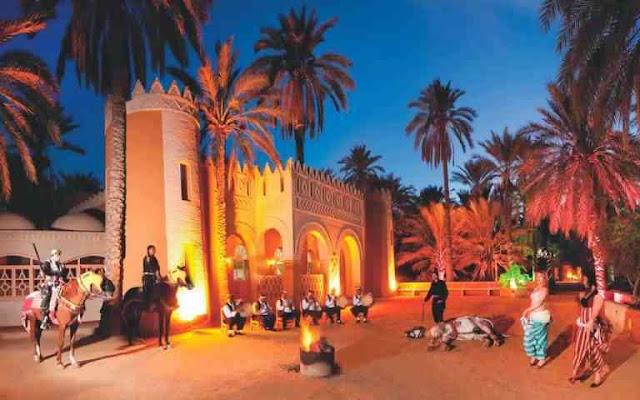 السياحة في مدينة توزر التونسية
