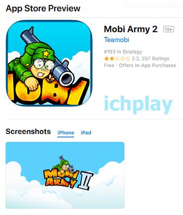 Tải Game Mobi Army 2.3.1 - Cài Mobi Army trên máy Android miễn phí a