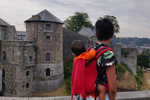 Citadelle de Namur free things to do in Namur