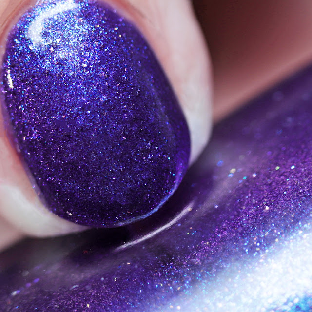 Seventy-Seven Nail Lacquer Hide and Go Shriek