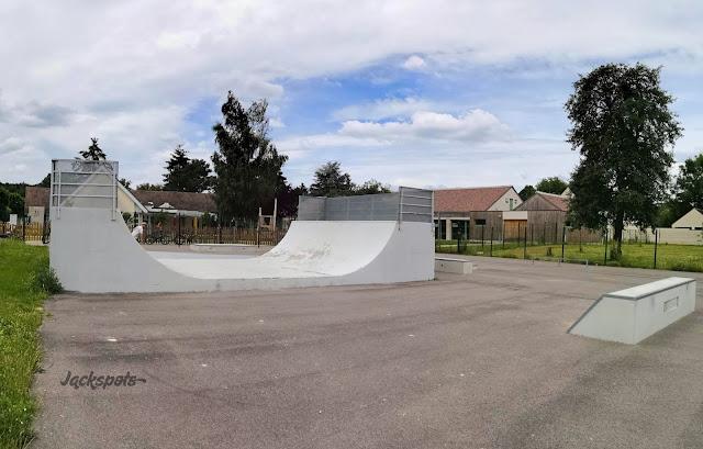 Skatepark Bourron-Marlotte