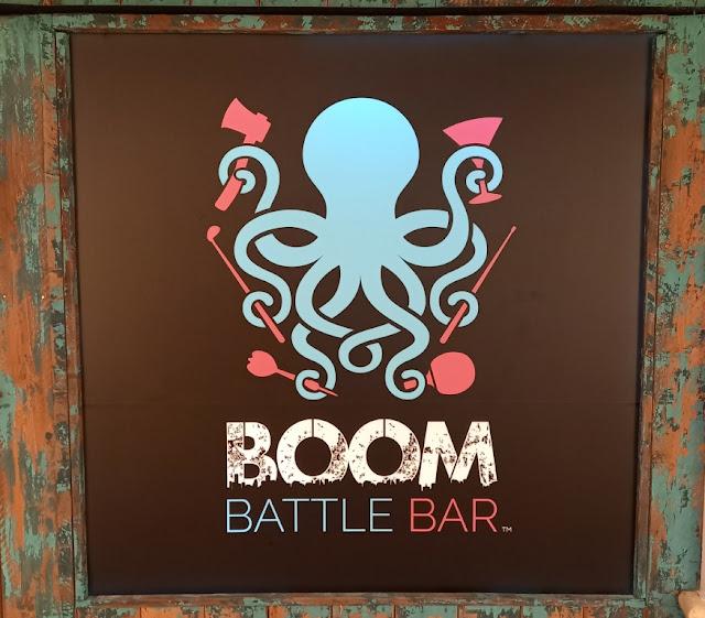 Boom: Battle Bar