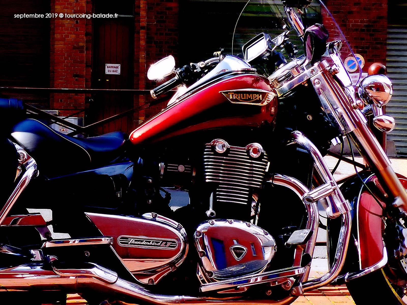 Motos dans Tourcoing