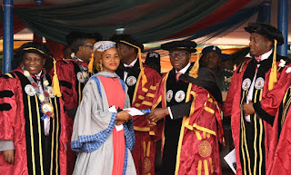 LASPOTECH Graduates 16,315 Students for 2018/2019 Session