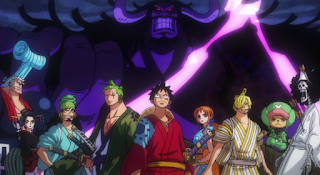 One Piece Episode 941 Subtitle Indonesia
