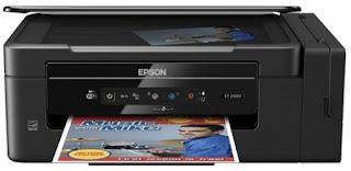 Epson ET-2600 téléchargements de pilotes