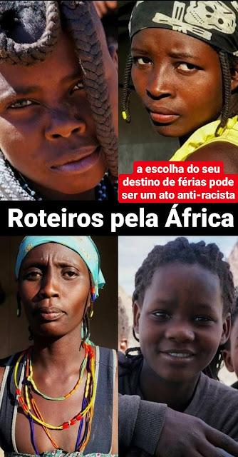 Roteiros pela África