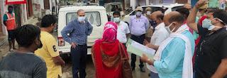 कोरोना संक्रमण रोकने के लिए लोगों को करें जागरूक:प्रमुख सचिव    #NayaSaberaNetwork