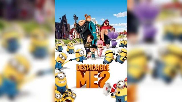 Despicable Me 2 (2013) Full Movie In HINDI HD 720p Dual Audio [Hindi-Eng] Free Download
