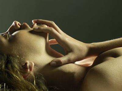 Can women reach orgasm only through stimulating her nipples?