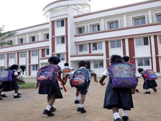 स्कूलों में मास्क और दो गज की दूरी जरूरी: 21 सितंबर से 9-12 वीं के बच्चों के लिए आंशिक तौर पर खुलेंगे स्कूल