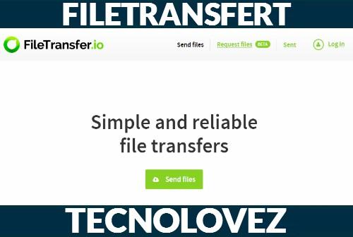 Come inviare file di grandi dimensioni fino a 6 GB gratuitamente con Filetransfer.io