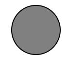 Menggambar lingkaran dengan menggunakan svg dasar html