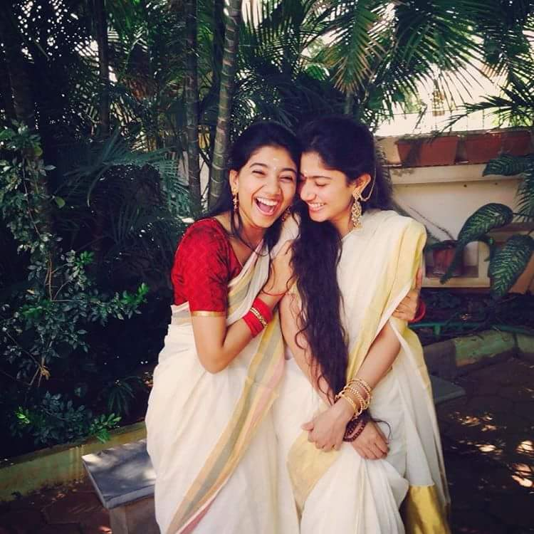 Sai Pallavi with her Sister Puja Kannan