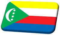 Comoros interactive tourist map