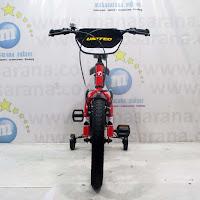 Sepeda Anak United Power Junior 16 Inci Red