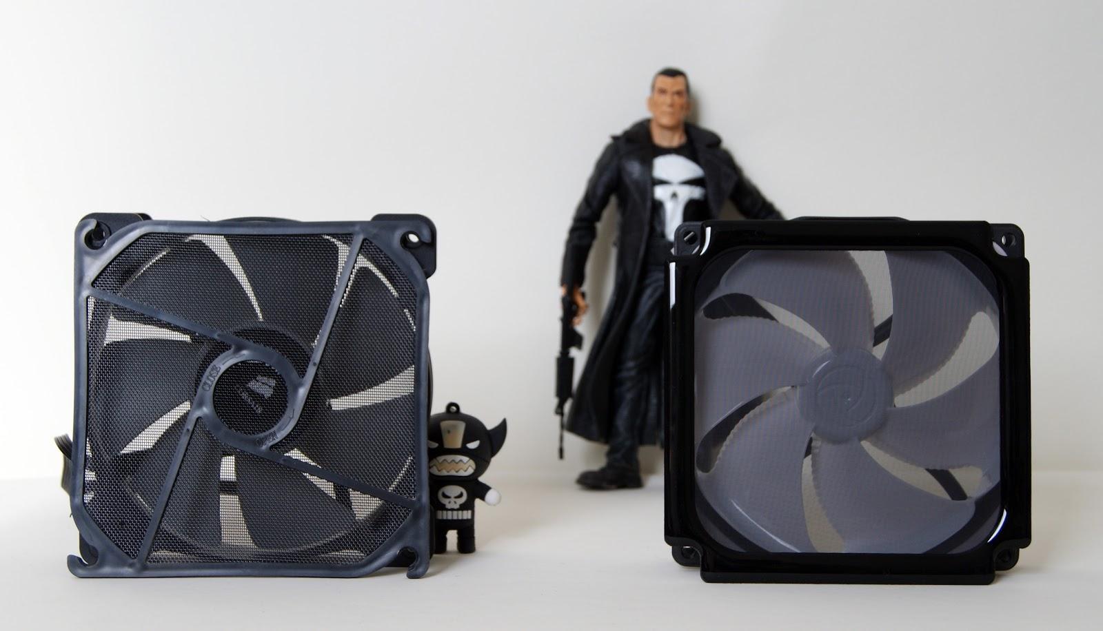 Filtro antipolvo para ventiladores DEMCiflex