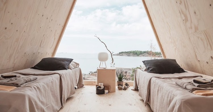 Your 2020 Off-the-grid Getaway: Nolla Cabin In the Helsinki Archipelagos