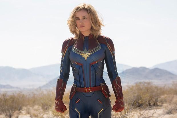 Captain Marvel: Film Review