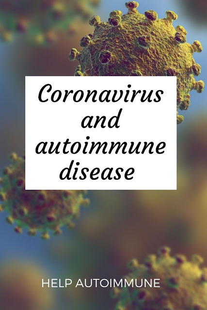information about COVID-19 for those with autoimmune disease