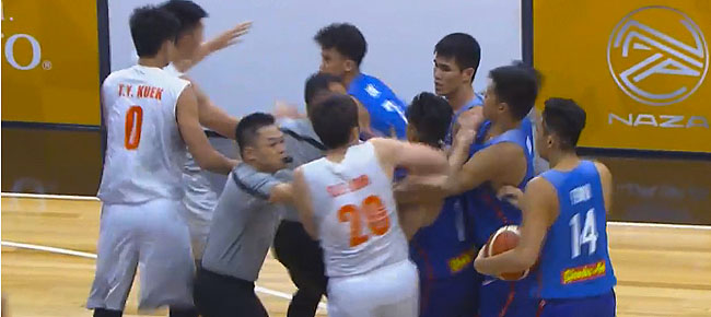 Gilas Pilipinas def. Malaysia, 98-66 (REPLAY VIDEO) SEA Games 2017 | August 23