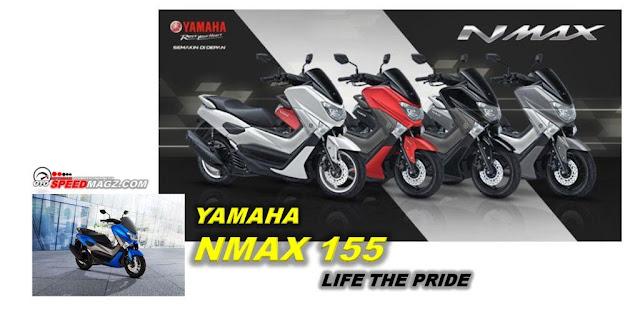Spesifikasi dan Harga Yamaha NMAX 155