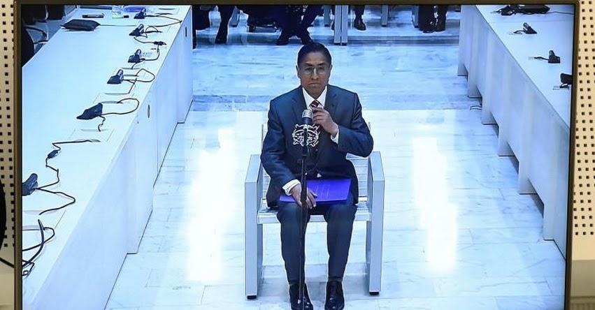 «HERMANITO» LIBRE: España otorga libertad a exjuez César Hinostroza