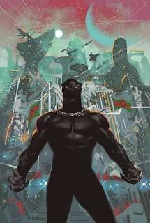 "Marvel Comics reiniciará la serie de ""Pantera Negra"""