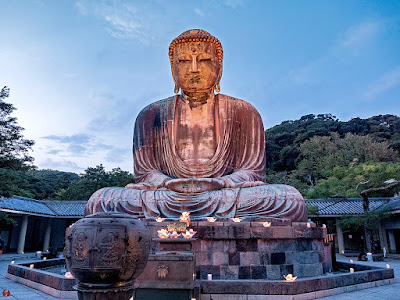 Kamakura Great Buddha: Kotoku-in temple, Hase