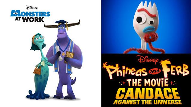 Disney + novedades para los pequeños de la casa