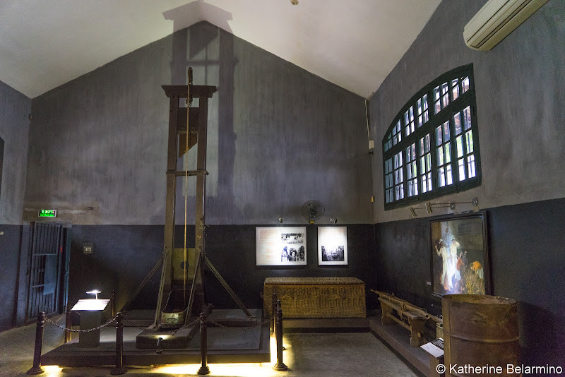 Hoa Lo Prison French Colonial Things to Do in Hanoi Vietnam