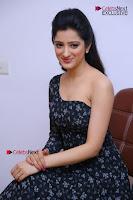 Telugu Actress Richa Panai Stills in One Shoulder Floral Long Dress at Rakshaka Bhatudu Movie Interview  0153.JPG