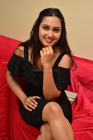 South Actress Amulya in short black dress at Kalamandir Foundation 7th anniversary Celebrations ~  Actress Galleries 071.JPG
