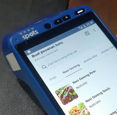 transaksi gampang dengan aplikasi kasir online