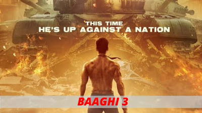Baaghi-3-poster-story-Tiger-Shroff-new-movie