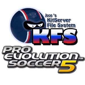 PES 5 / WE 9 / WE 9 LE Kitserver 5 5 8 by Juce