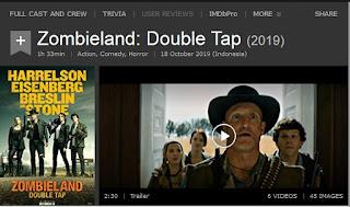 Zombieland Double Tap 2019 Full Movie Aiueomovie S Diary