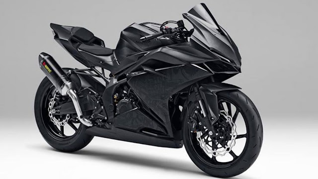 Uji Semua Kemampuan dari Honda CBR250RR
