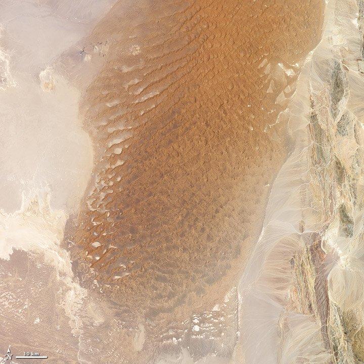 Dasht-e Lut Desert, Iran