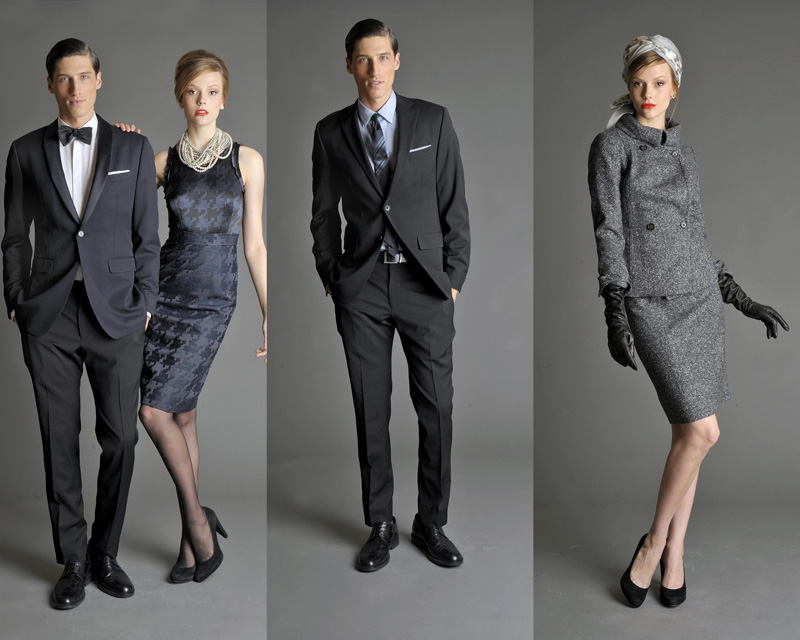 Etwas Neues genug Prêt-à-Porter: Not Made to Measure: The Know: Mad Men Style for #AU_49